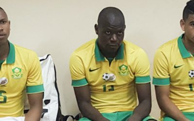 Bafana Bafana demolish Gambia at home