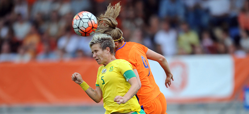 Banyana Banyana suffer their second loss against The Netherlands