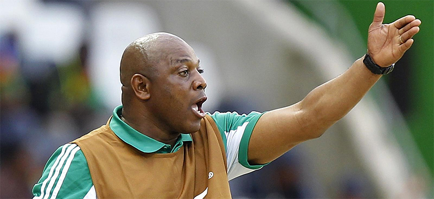 Dr Jordaan, Mashaba and Tovey mourn late Stephen Keshi