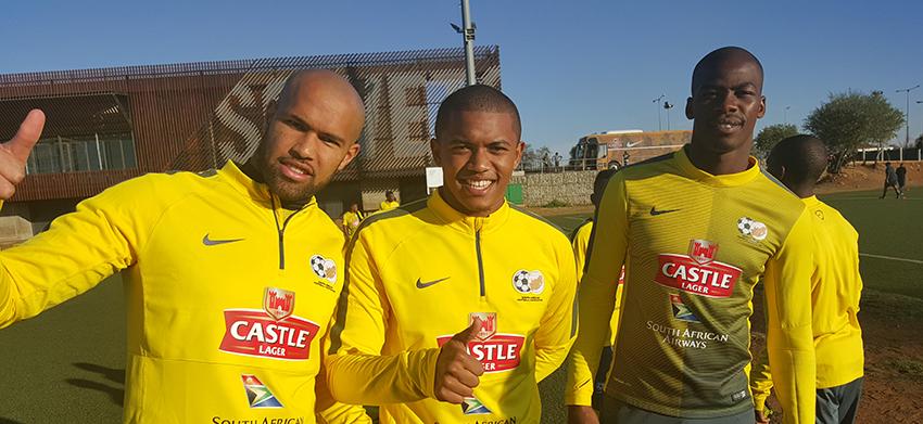 Young COSAFA Cup Squad excites Da Gama