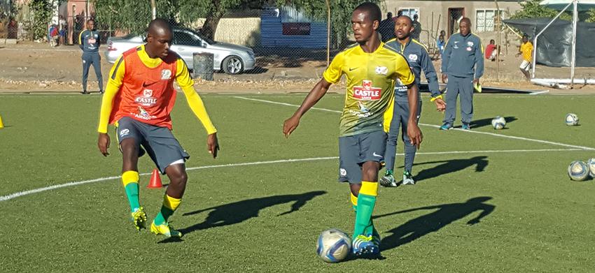 SA to face Lesotho in COSAFA last eight