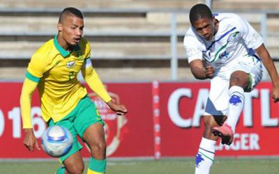 Bafana Bafana advance to COSAFA semi-finals