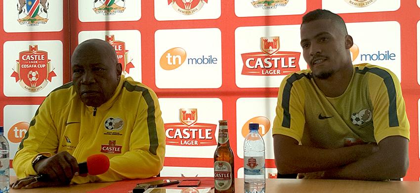 Mashaba names COSAFA Cup starting eleven