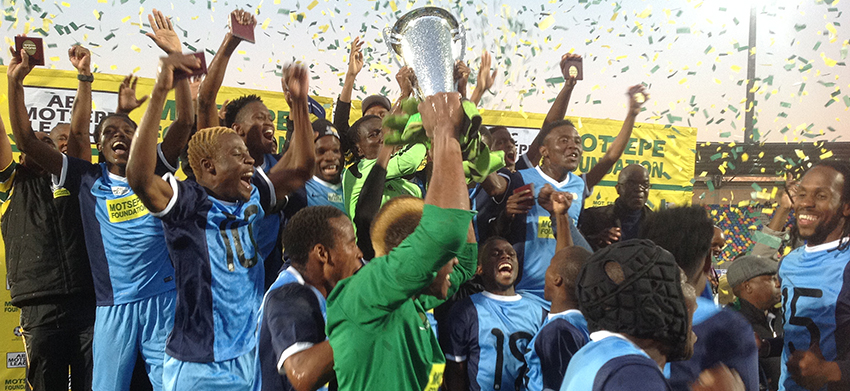 Magesi are ABC Motsepe champions