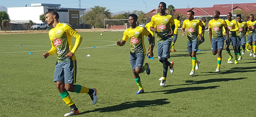 Mashaba makes two changes for the COSAFA Cup final vs Botswana