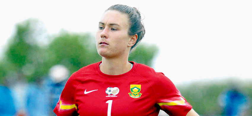 Pauw delighted for Holland-bound Roxanne
