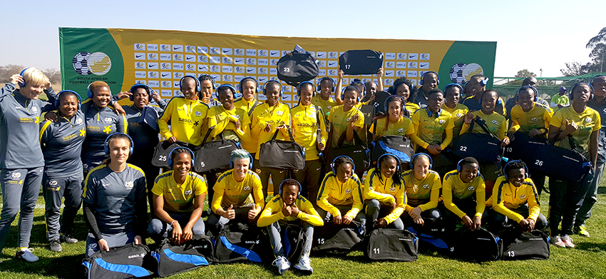 Historical moment for Banyana Banyana – Hilton-Smith
