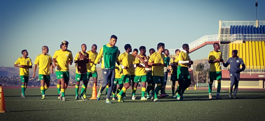 Amajita – two matches away from the 2017 CAF U20 AFCON
