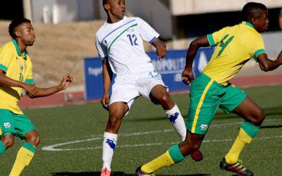 Amajita one match away from CAF U20 AFCON