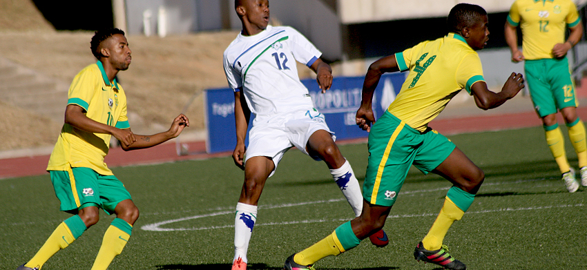 Amajita one match away from CAF U20 AFCON