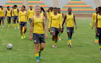 Pauw names Olympic squad