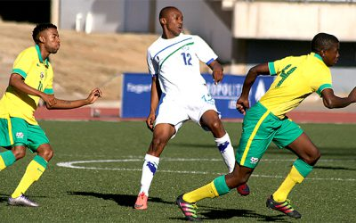 Amajita ready for Lesotho in second leg