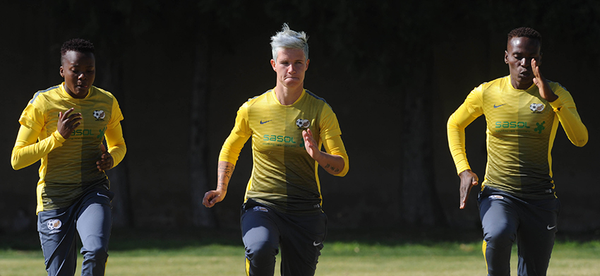 Concentration will be paramount in Rio – Vera Pauw