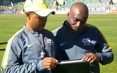 We aim to reach the World Cup in 2017, Malepe