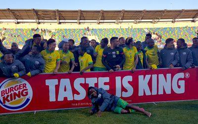 Amajita qualify for CAF champs in Zambia