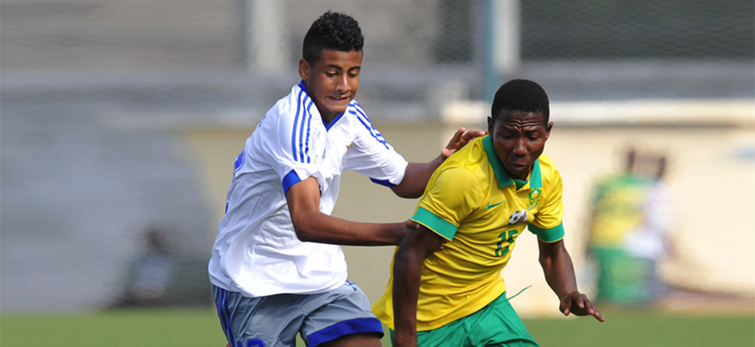 Amajimbos romp into the semis of the u17 champs