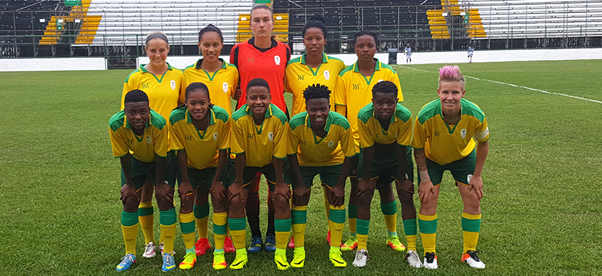 New Zealand defeat Banyana Banyana in an International Friendly