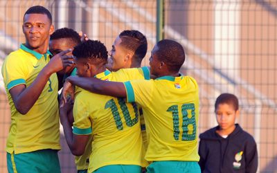 SA National U19 win their opening game