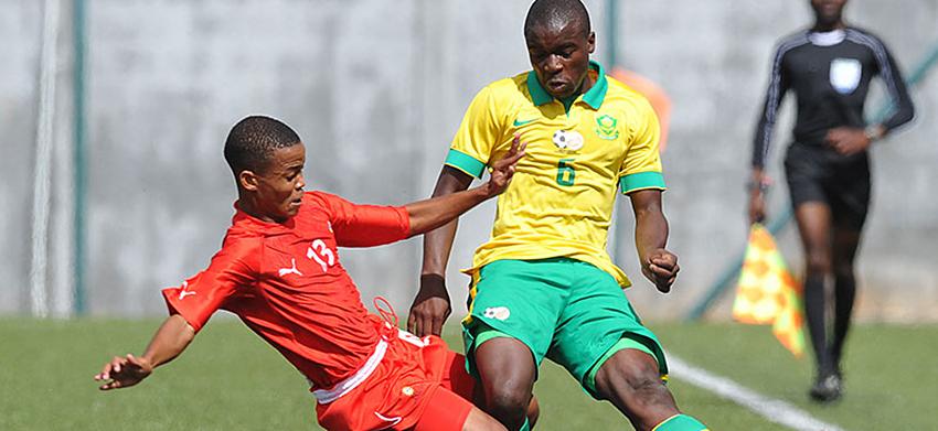 Namibia pip Amajimbos in COSAFA u17 final