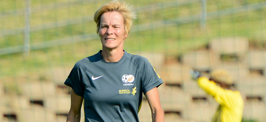 Pauw names 25-member squad to face USA