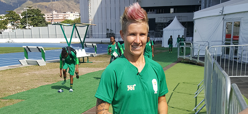 It's crunch time – Banyana Banyana captain