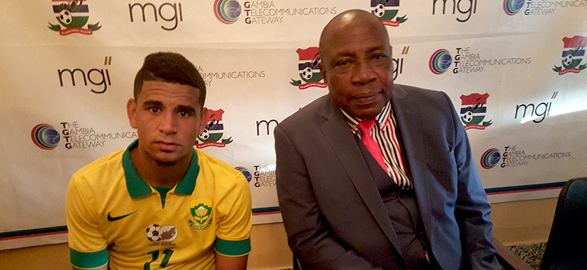 Bafana Bafana to take on Egypt in 2016 Nelson Mandela Challenge