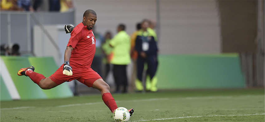 I turn all negatives into positives – Khune