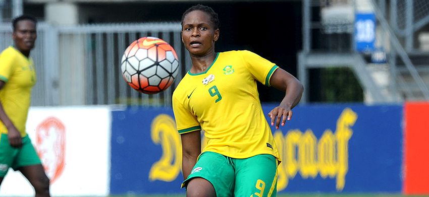 We cannot allow to be intimidated by Brazil – Amanda Dlamini