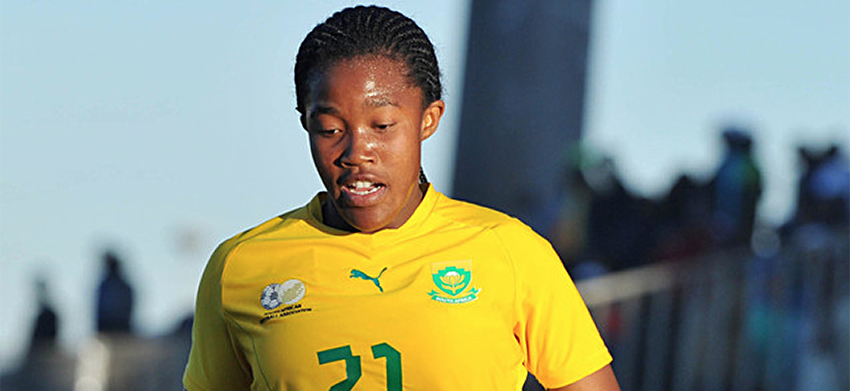 Nogwanya undergoing treatment in Rio