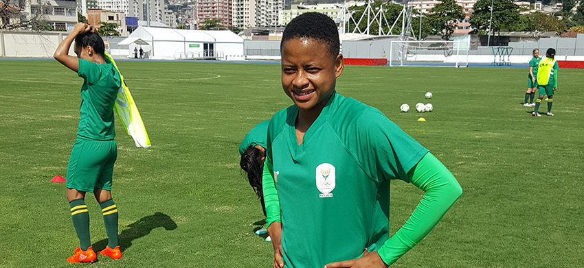 No player needs motivation for Brazil clash – Refiloe Jane