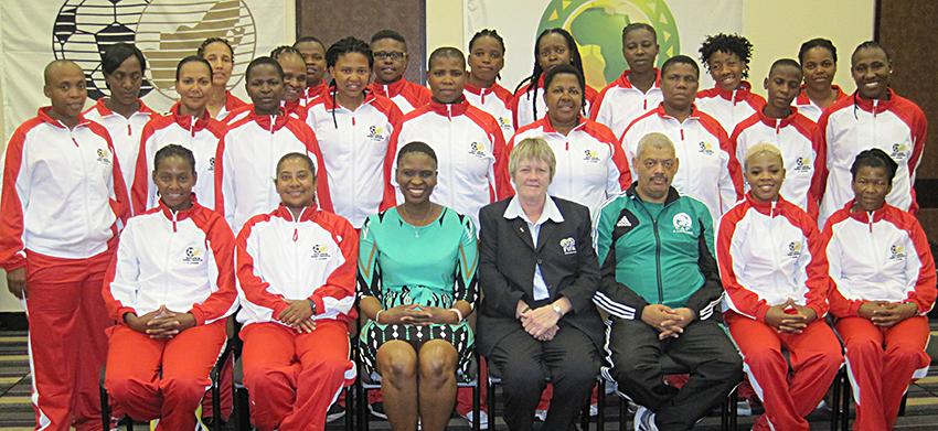 FIFA coaching course for women coaches