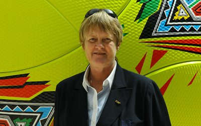 Fran Hilton-Smith to attend CAF Women Instructors Course in Cameroon