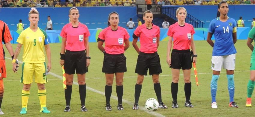 We have grown as footballers – Janine van Wyk