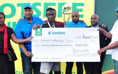 Hasani Mninginis Limpopo Province champs