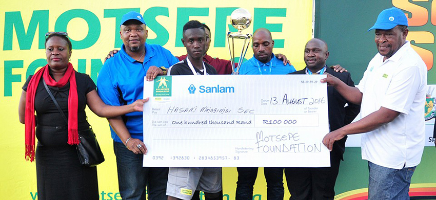 Hasani Mninginis Limpopo Province champs