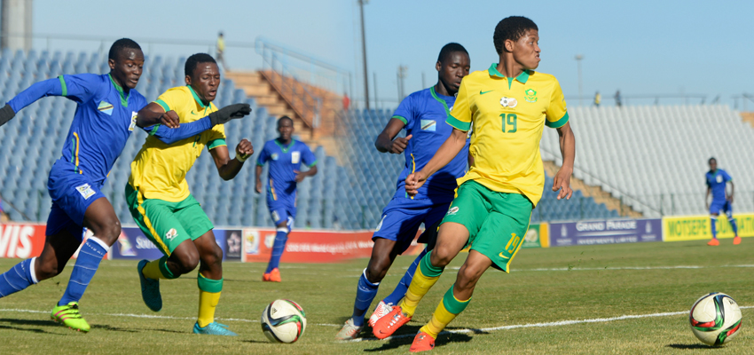 Amajimbos ready for Tanzania on Sunday
