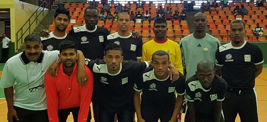 National Futsal League resumes