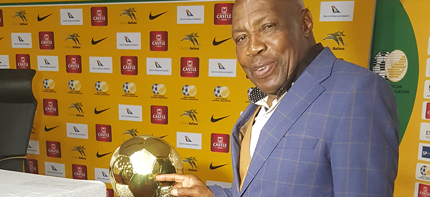 Mashaba announces Bafana Bafana squad to face Mauritania and Egypt