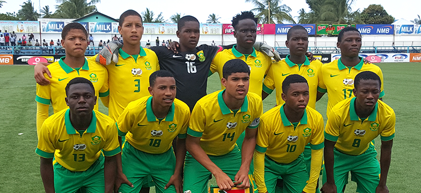 Amajimbos knocked out of AYC by Tanzania