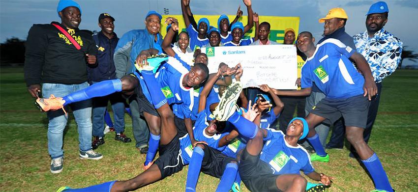 Mpumalanga Kay Motsepe Schools Cup Champions Crowned