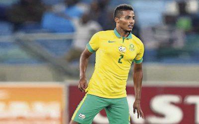 Coetzee and Nxumalo withdrawn from Bafana Bafana squad to face Mauritania and Egypt