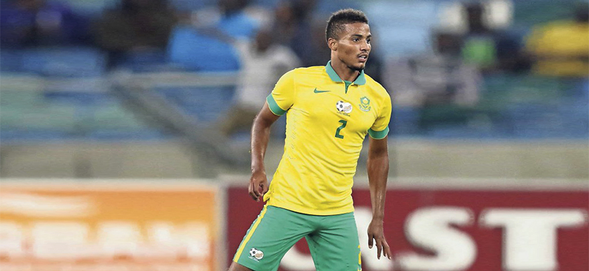 Coetzee and Nxumalo withdrawn from Bafana Bafana squad to face Mauritania and Egypt