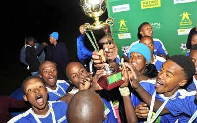 Ncedo Senior Secondary School crowned Eastern Cape Champions