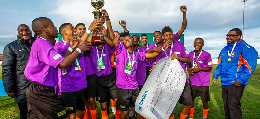Luckhoff High School crowned Western Cape Champions