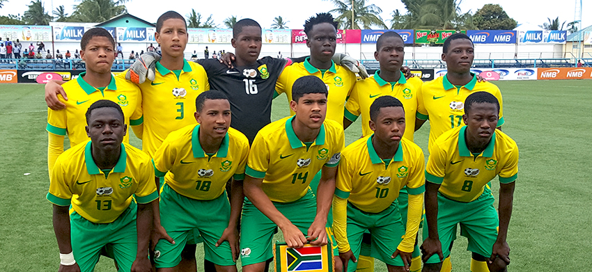 Amajimbos to take part in BRICS u17 Football Cup in India