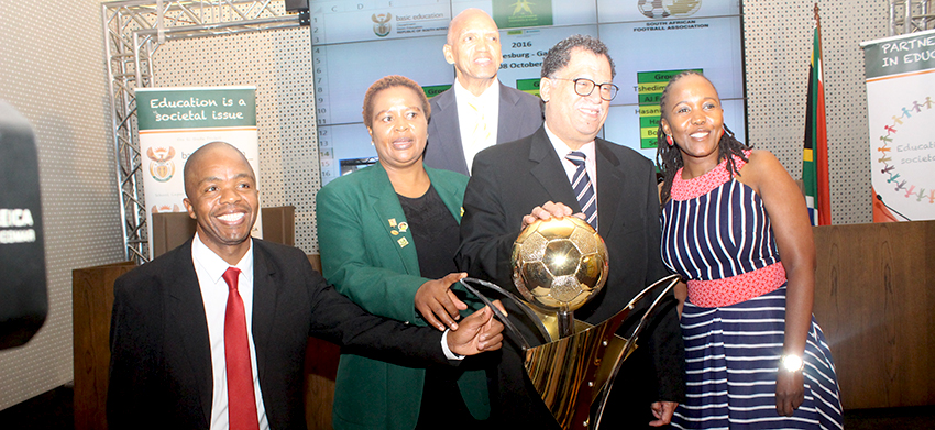 Kay Motsepe Schools Cup National Champs draw
