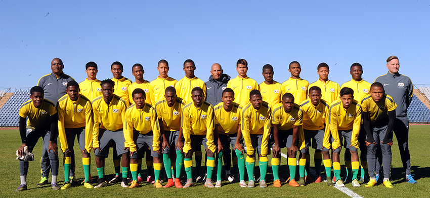 Amajimbos coach excited about BRICS u17 tournament