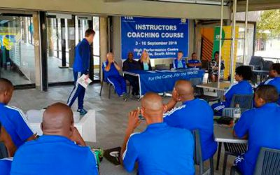 Ground-breaking Youth Coaching Course