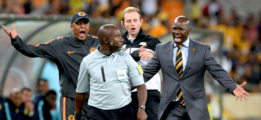 Don't Abuse Referees, SAFA