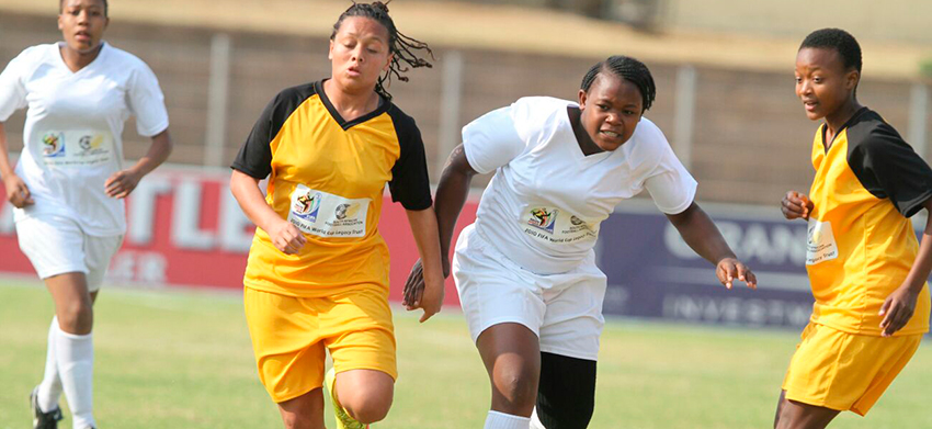 SAFA West Rand geared for Women's U19 Inter-Provincial tourney